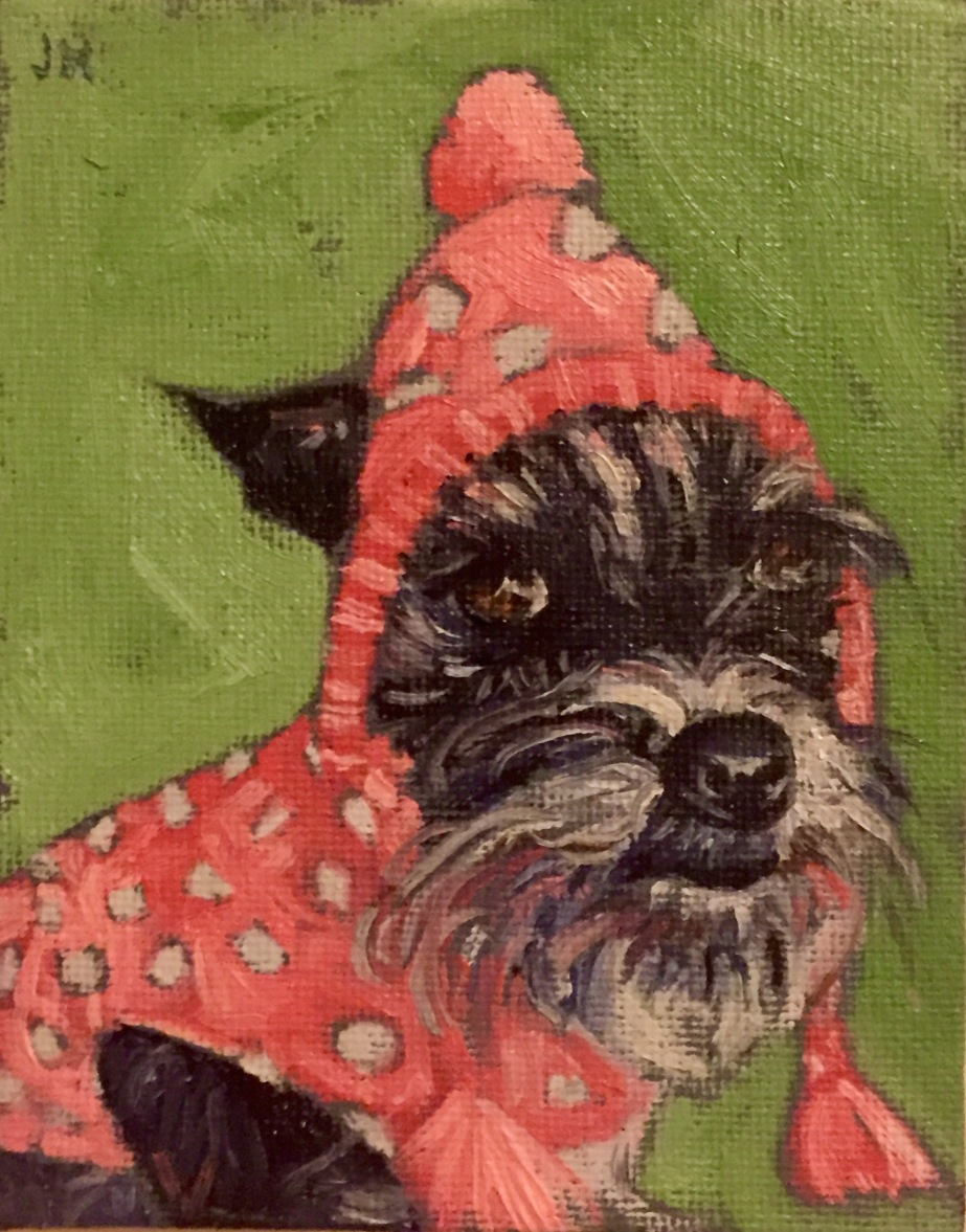 Doggie Portrait